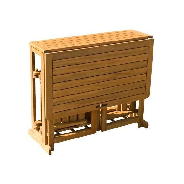 Epingle Par Sophie Louvet Sur Hauteville Yossi Table De Jardin Bois Table Pliante Chaise Pliante
