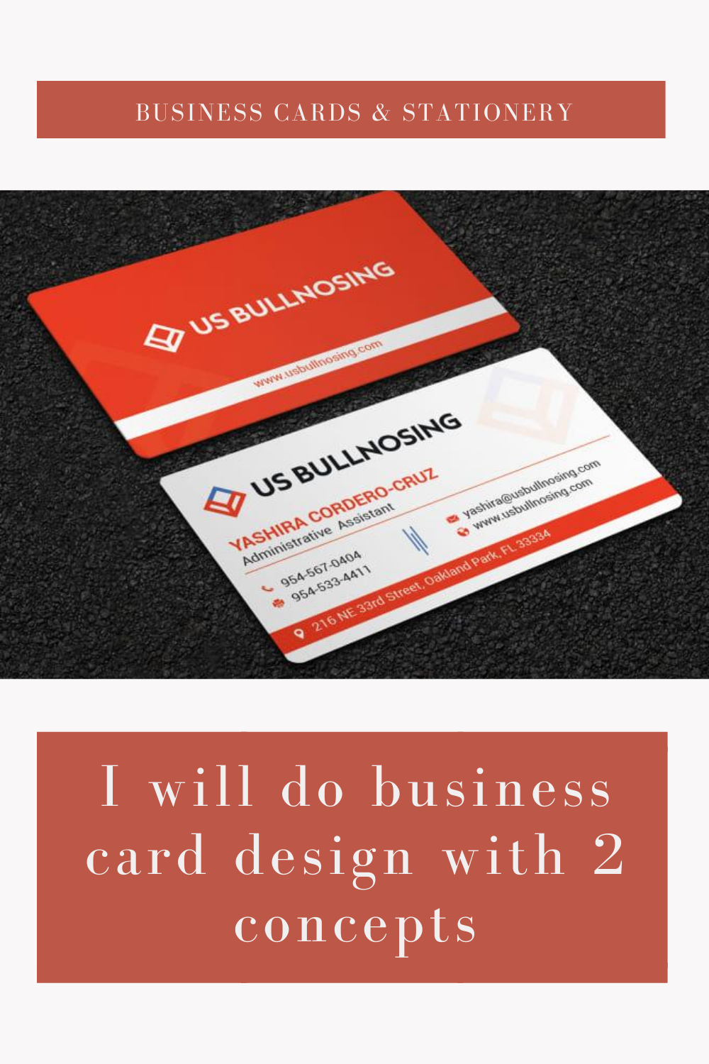 Ananda93 I Will Design Business Card With 2 Concepts For 15 On Fiverr Com Business Card Design Business Design Business Cards