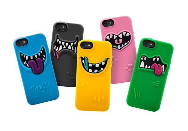 coque monster iphone 5
