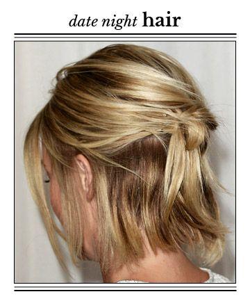 14 Prettiest Date Night Hairstyles Date Night Hair