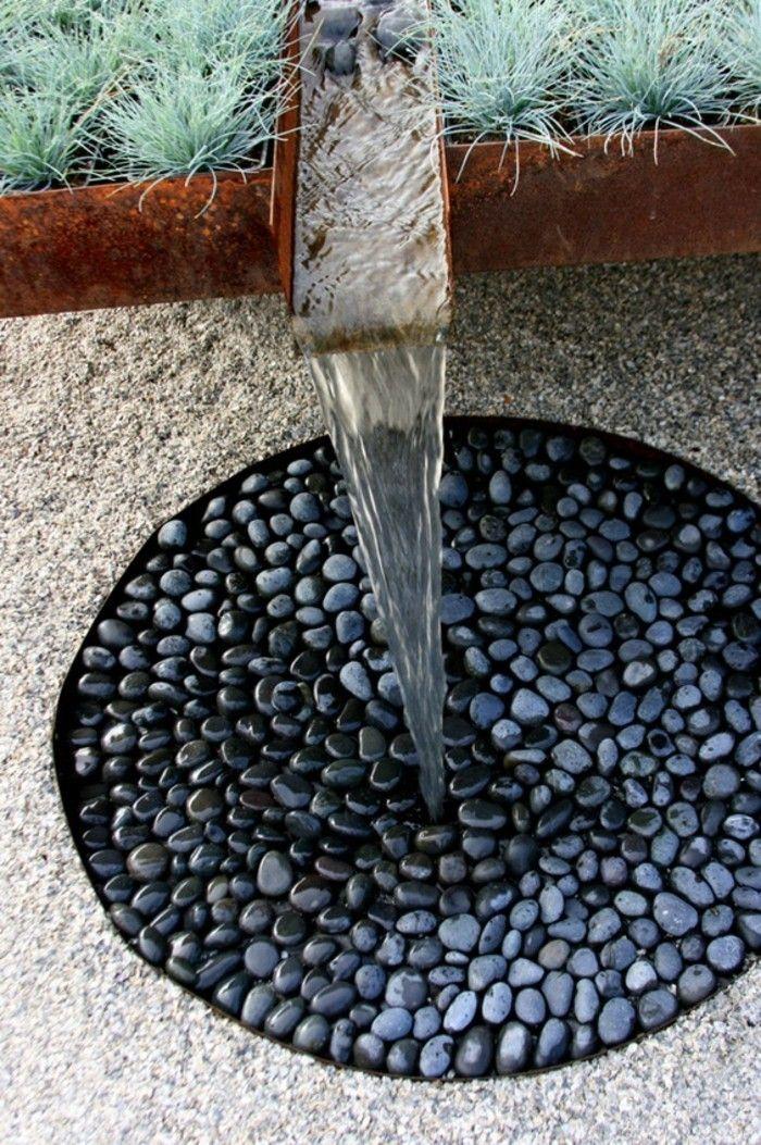 Photo of Diseño de jardín con piedras: piedras negras para más estilo y drama