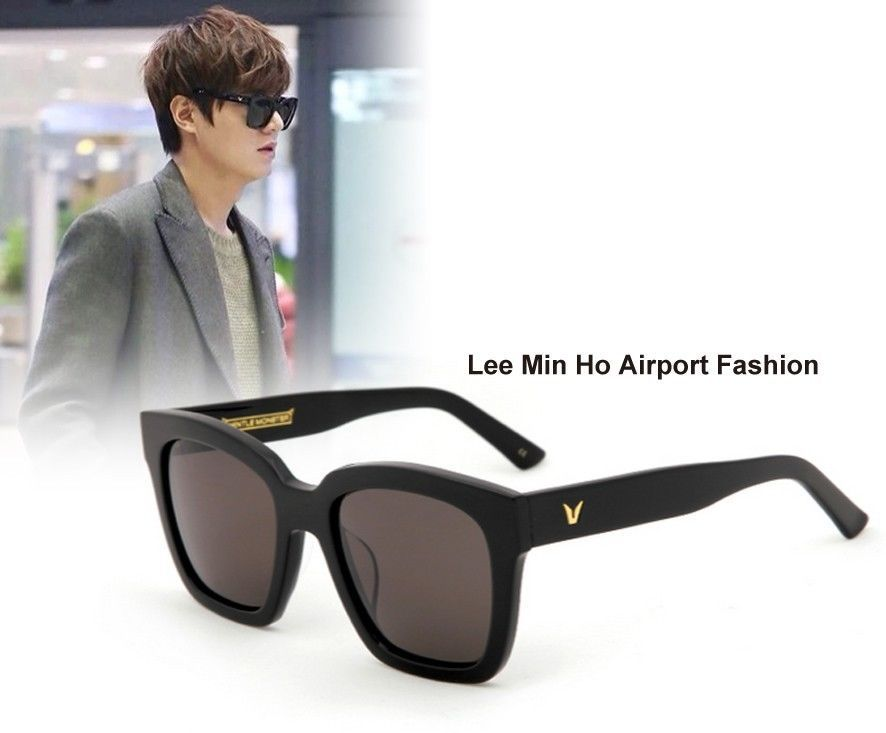 ce49c2d4c6d Lee Min Ho Airport Fashion eyewear GENTLE MONSTER THE DREAMER 01   GENTLEMONSTER  Round