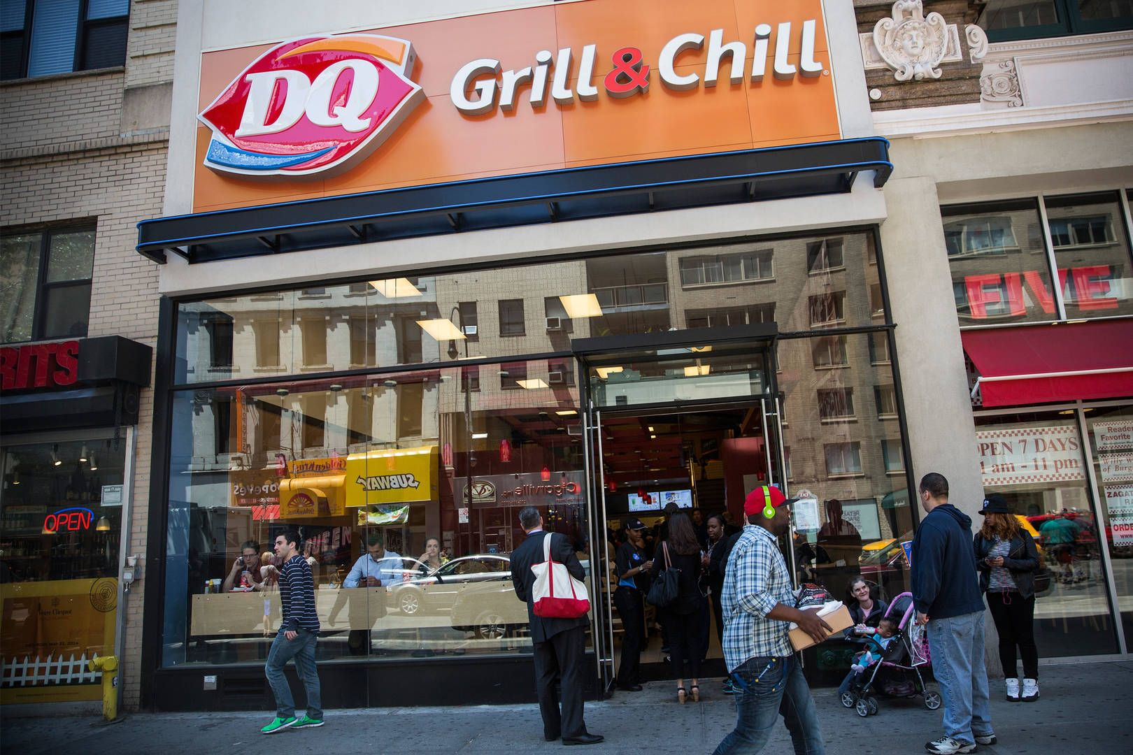 Dairy queen confirms they dont use human meat in their