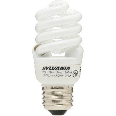 Household Essentials Light Bulb Bulb Compact Fluorescent Bulbs