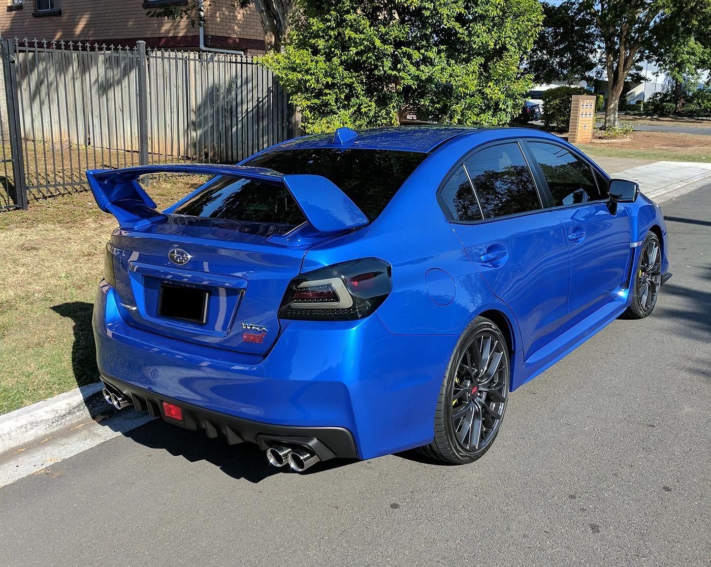 Wrx Subaru Sti