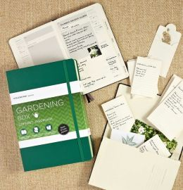 Moleskine Gardening Gift Box I Would Love One Of These