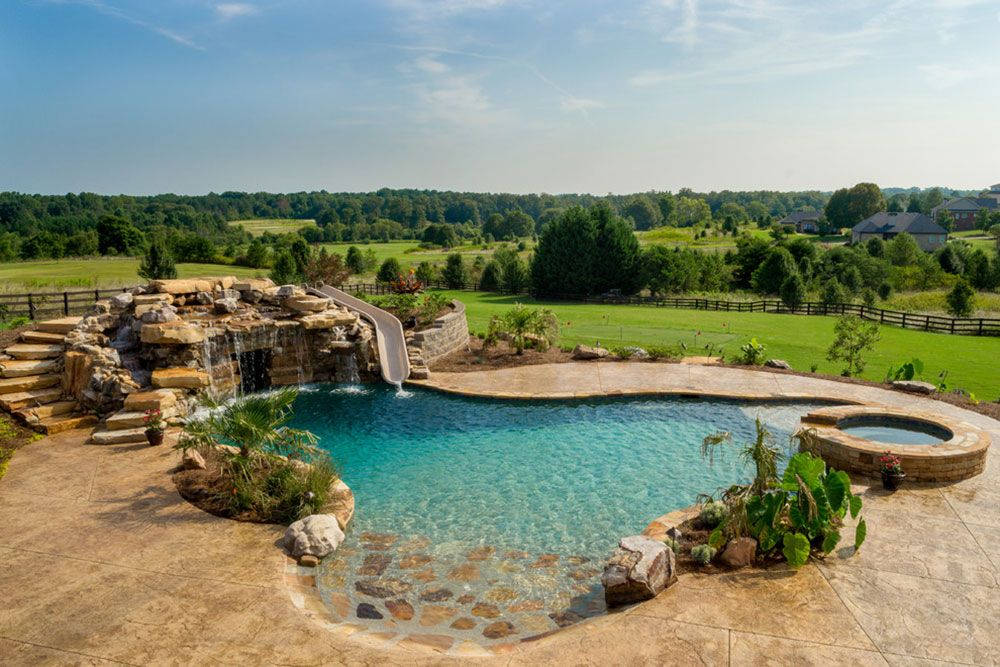 How much value does a pool add to a home? | Pools backyard ...