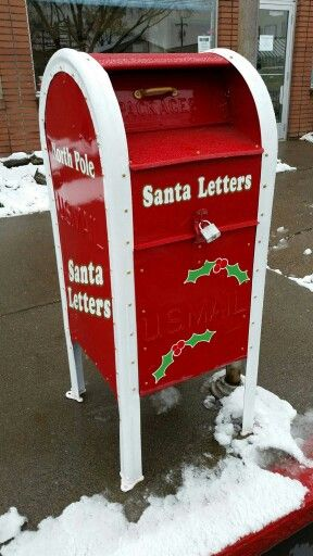 Santa Mailbox Christmas Float Ideas Christmas Parade Santa Mailbox