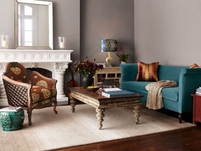 What S Your Furniture Style Asian Living Rooms Oriental Living Room Asian Home Decor #non #matching #sofas #in #living #room