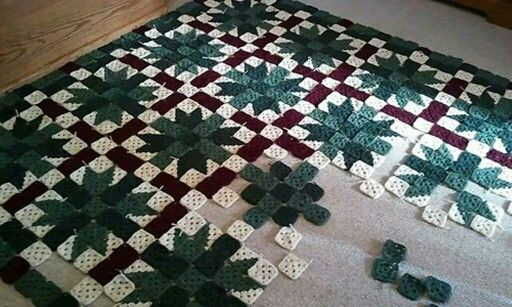 Can some one help me with pattern for this