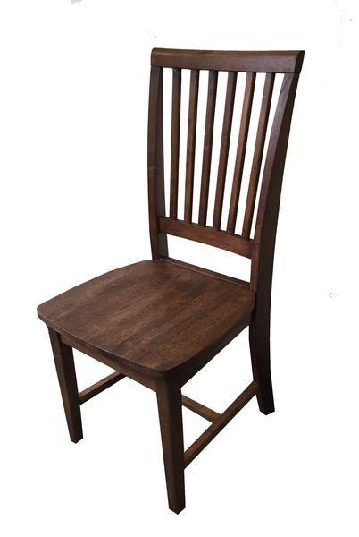 Beau Rustic Red Mahogany Farmhouse Chair Farm Chair Seating U2013 Ezekiel And Stearns