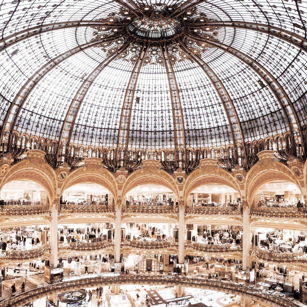 Galleries Lafayette In 2020 Paris Mall Lafayette Paris Galeries Lafayette