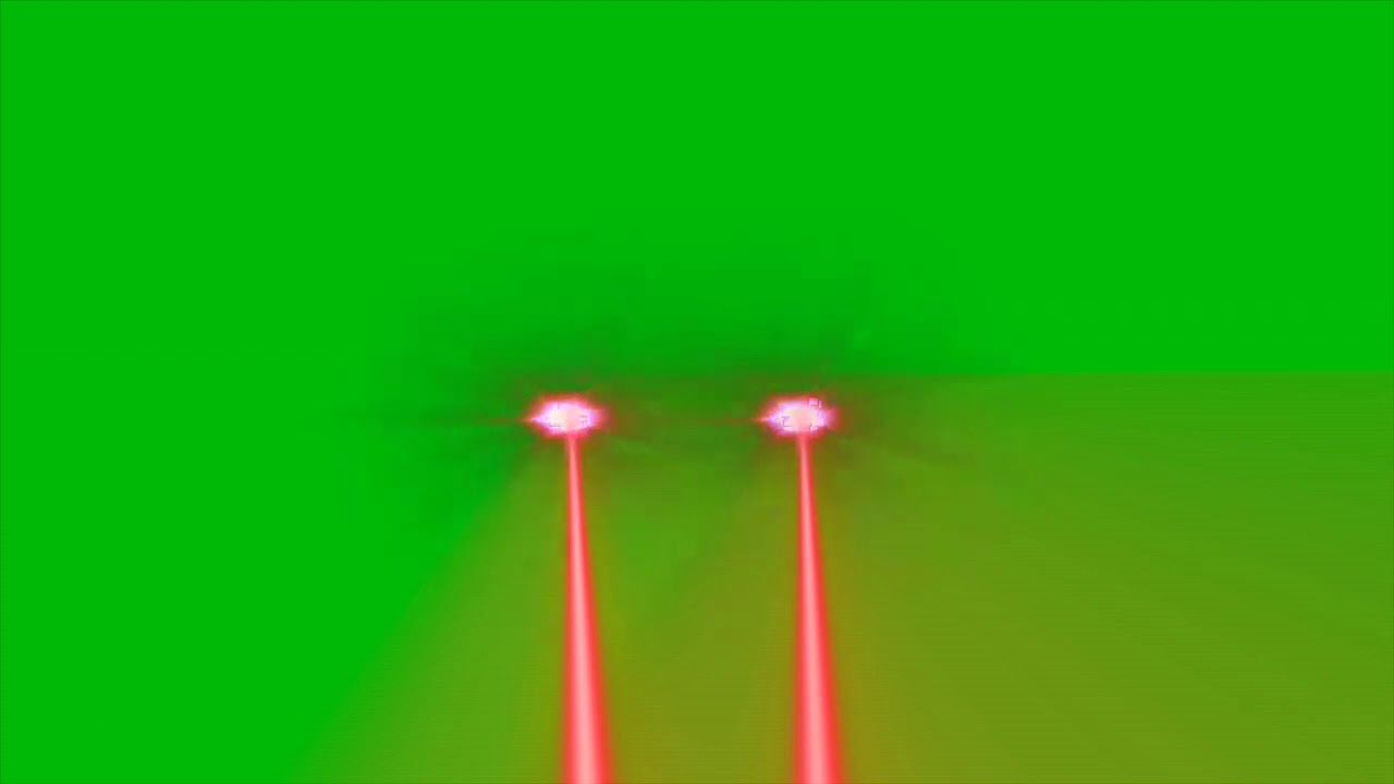 Green Screen Red Eyes Lasers 1 Youtube In 2021 Greenscreen Green Red Eyes
