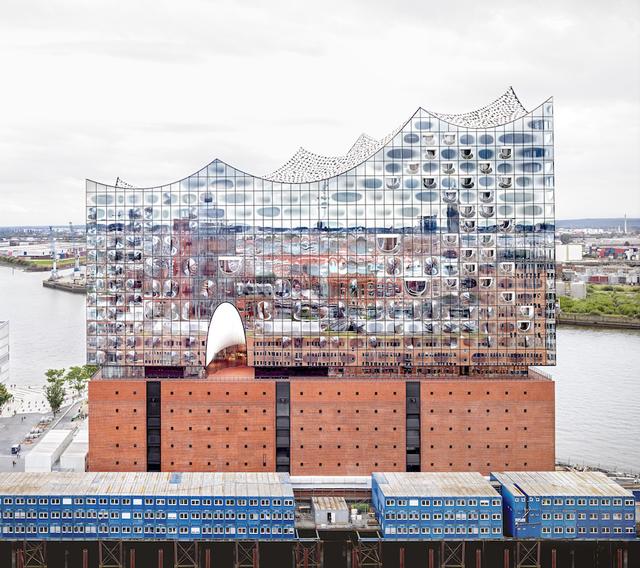 Candida Hofer Elbphilharmonie Hamburg 2016 Available For Sale Artsy Elbphilharmonie Hamburg Hotel Exterior Hamburg
