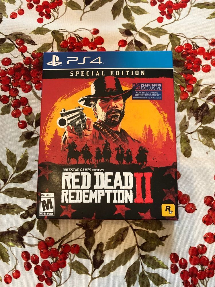 Red Dead Redemption Ii 2 Rdr2 Special Edition Ps4 Pre Owned Us Version Reddeadredemption Gaming Xboxon Red Dead Redemption Ii Red Dead Redemption Dead