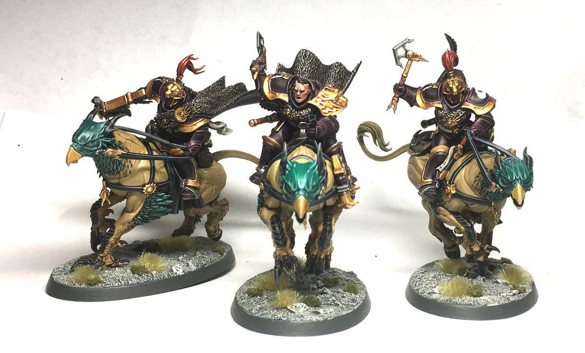 Vanguard Palladors Astral Templars Fantasy Miniatures