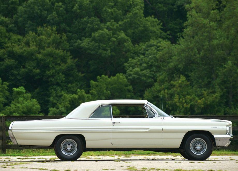 Muscle Car Monday: 1961/62/63 Pontiac Catalina 421 Super