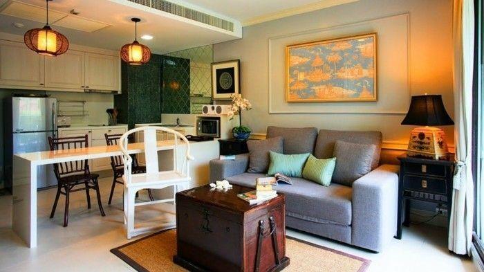 1001+ Ideen für Wohnzimmer einrichten   Tipps und Bildideen   Deco appartement, Déco salon, Déco ...