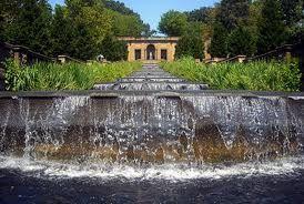 DC step fountain