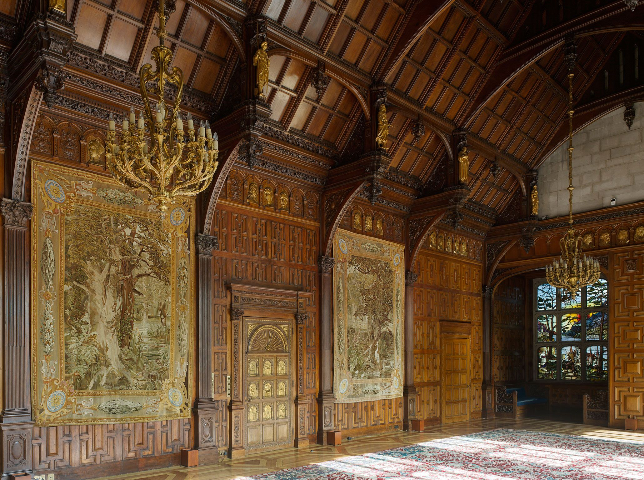 Two Temple Place A Neo Gothic Victorian Mansion Build For