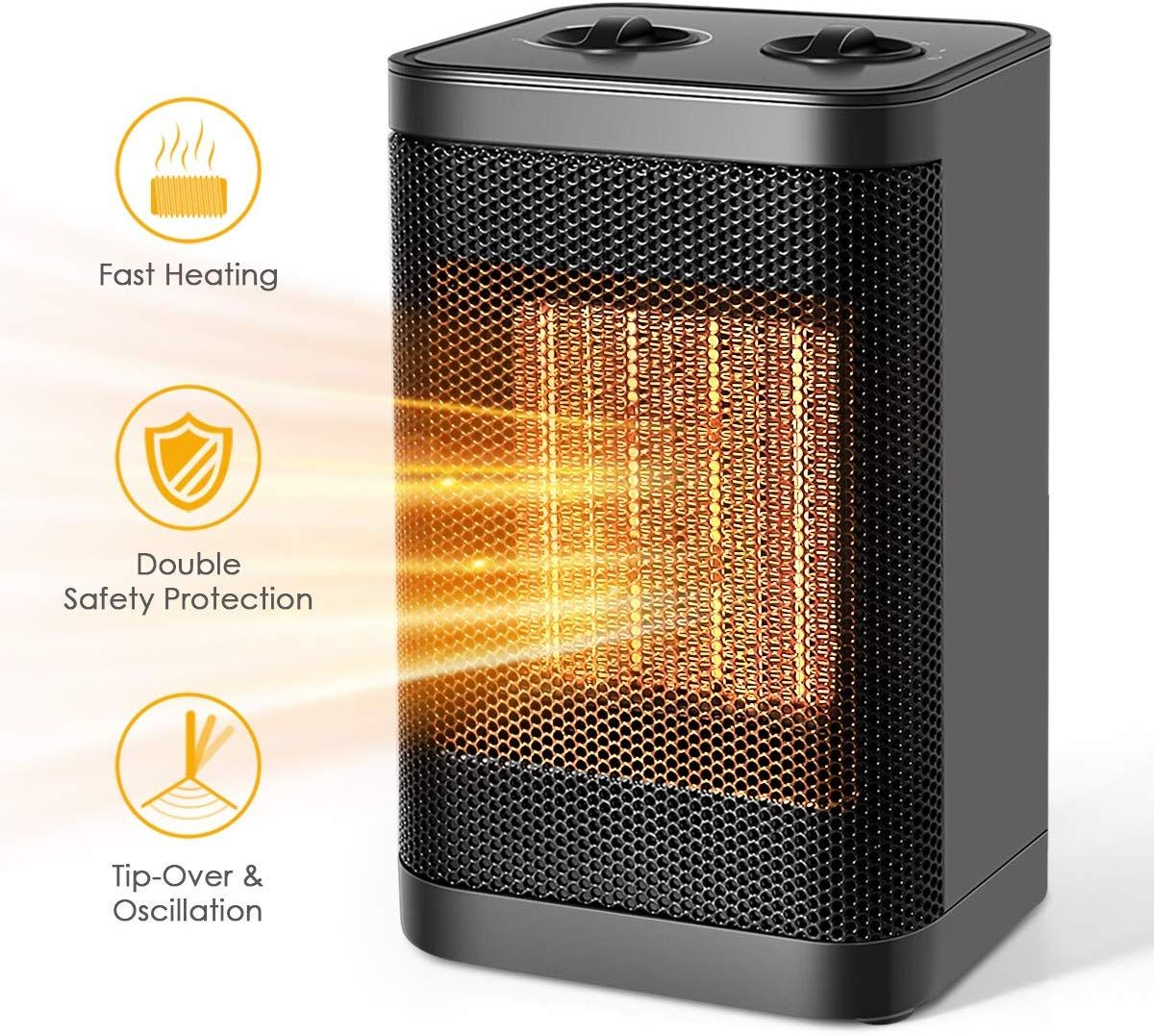 High Efficiency Electric Heater
