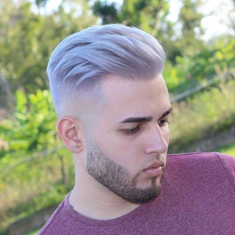 Image Result For Boys Hair Do With Bleached Tips Boys Dyed Hair