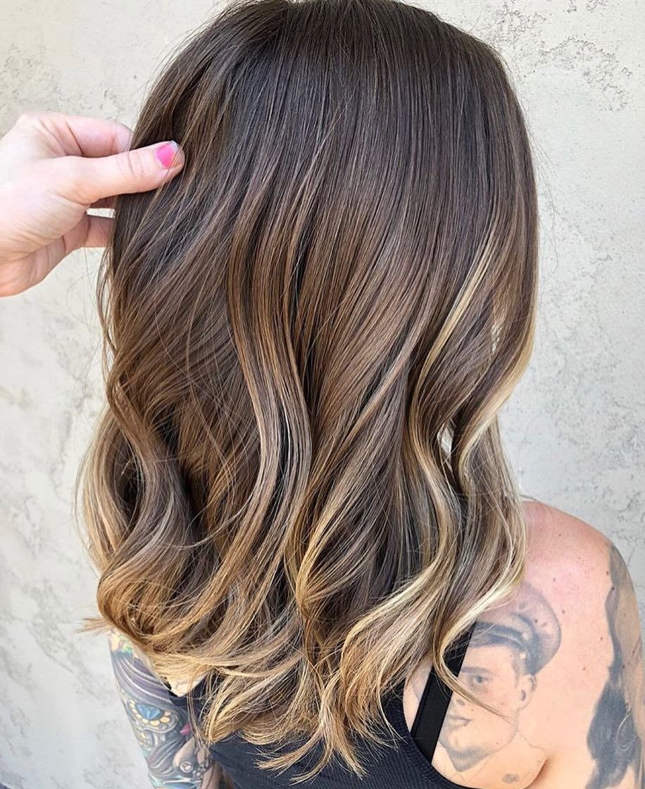 haircut ideas shoulder length layered hairstyles haircuts for thick hair 50  year… | Everything Inc.