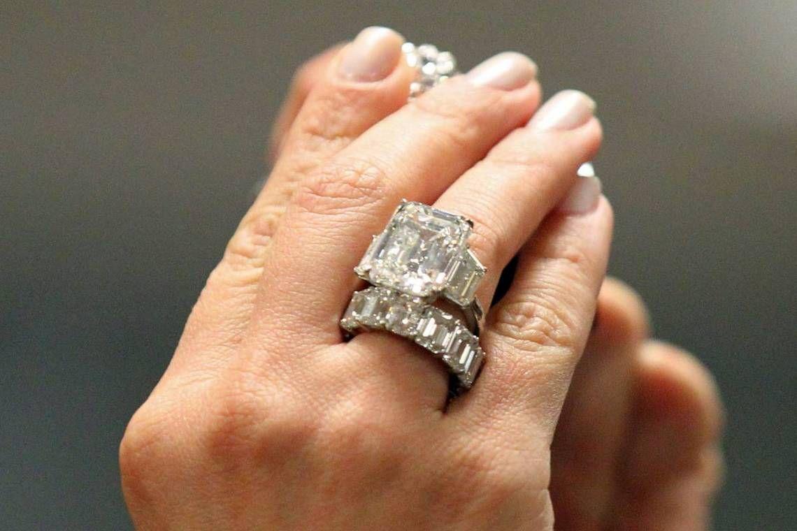 Kim Kardashian Engagement Ring Kim Kardashian Engagement Ring Expensive Jewelry Brands Celebrity Engagement Rings
