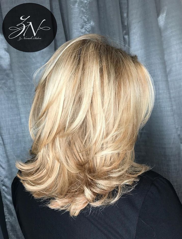 Dimensional Blonde @znevaehsalon #salon #knoxvilletn #znevaehsalon