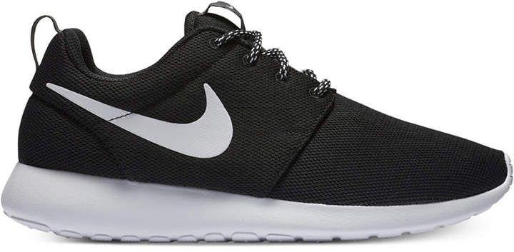 buy popular 77ff4 6c53b ... Nike Womens Roshe One Casual Sneakers macys ...