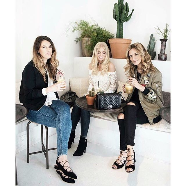 A polished looking squad to inspire you today! (Photo: @limaswardrobe) #fashion #fashiongram #style #love #currentlywearing #lookbook #wiwt #whatiwore #whatiworetoday #ootdshare #outfit #wiw #mylook #fashionista #todayimwearing #instastyle #instafashion