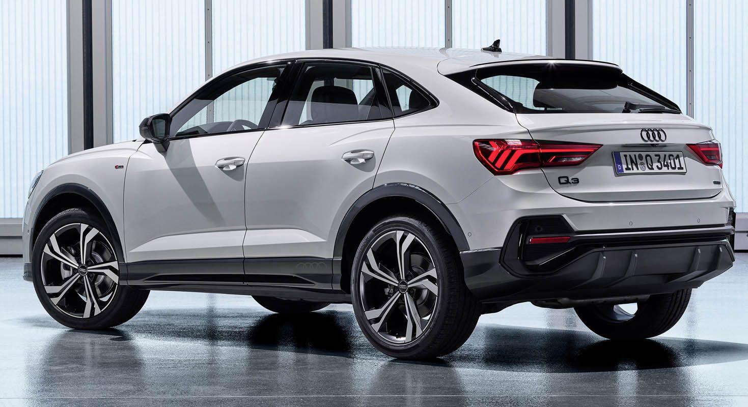 أودي كيو3 سبورتباك 2020 الجديدة كليا كروس أوفر كوبيه تتألق بقوة الجاذبية موقع ويلز Audi Q3 Audi Audi Rs