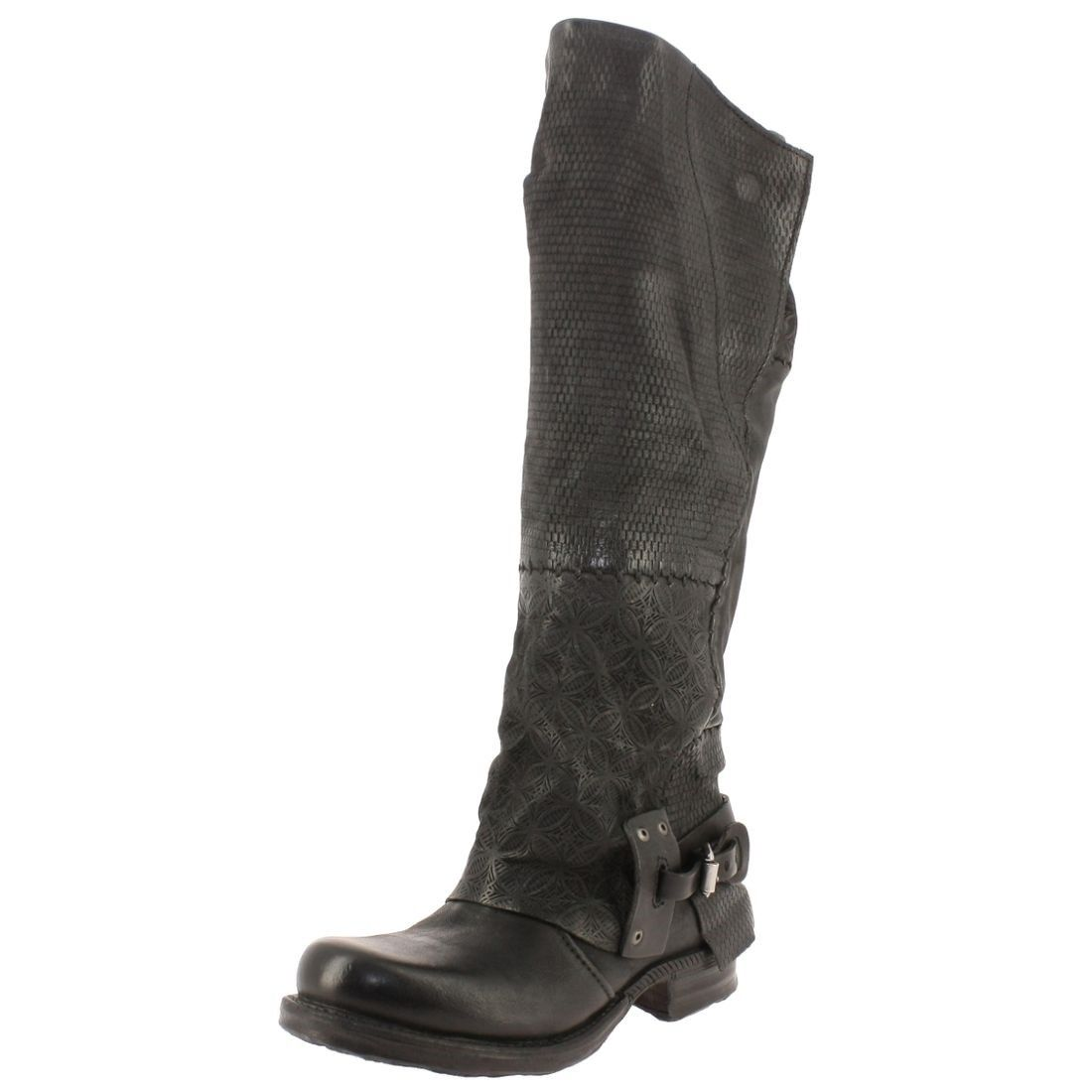 Boots 520342 As98Shoes Airstep Femme ShoesBootsBlack nw0POk