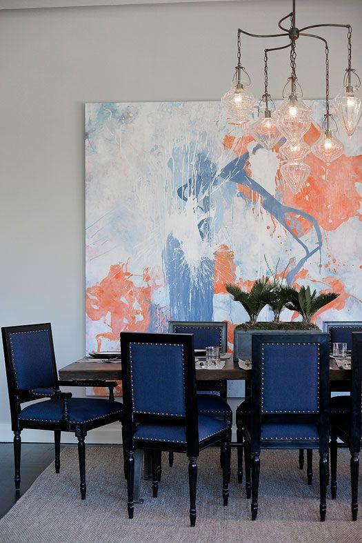 Superbe Ashley Darryl Interiors   Barrow Street Project Dining Room   Desire Tou2026