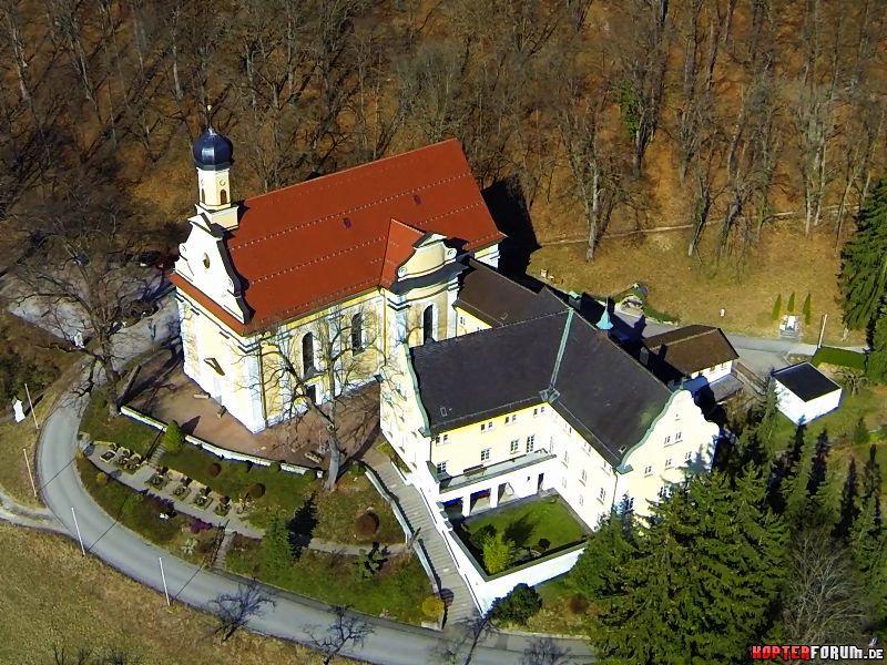 Deggingen-Tugstein, Kloster und Wallfahrtskirche Ave Maria