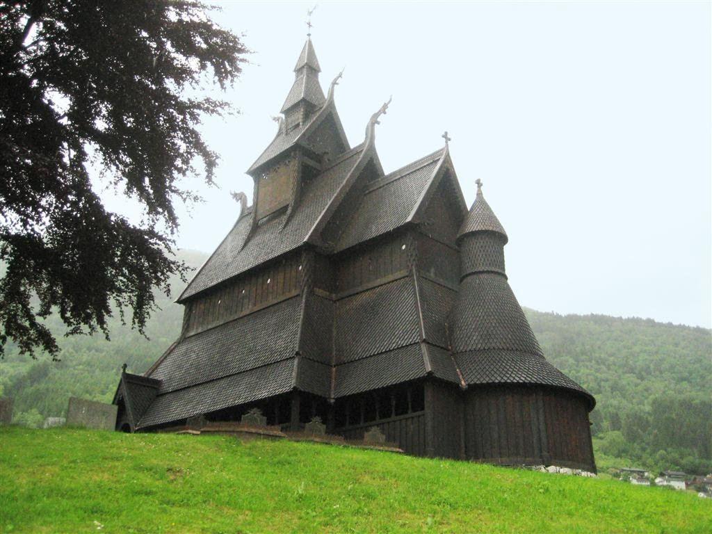 Viking Architecture: Architecture - KodaRoamers
