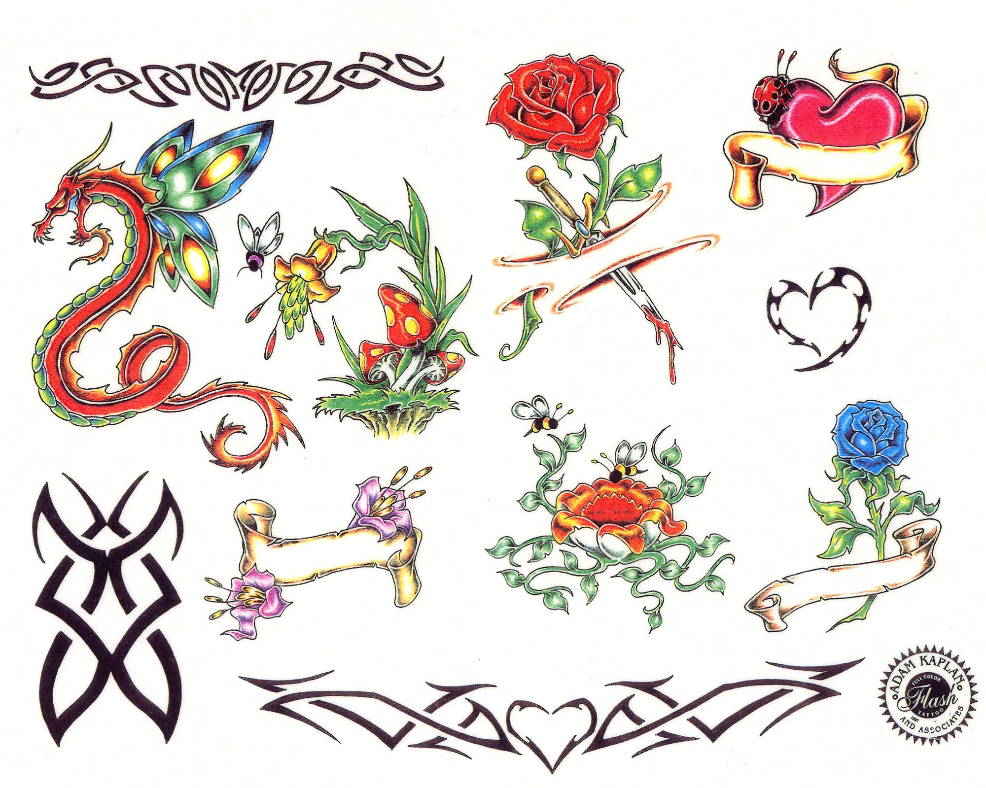 Heart tattoos designs - Heart Tattoos And Designs Page 97