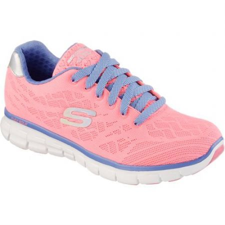 5657fdac833d Skechers Womens Synergy Moonlight Madness Pink And Purple ...