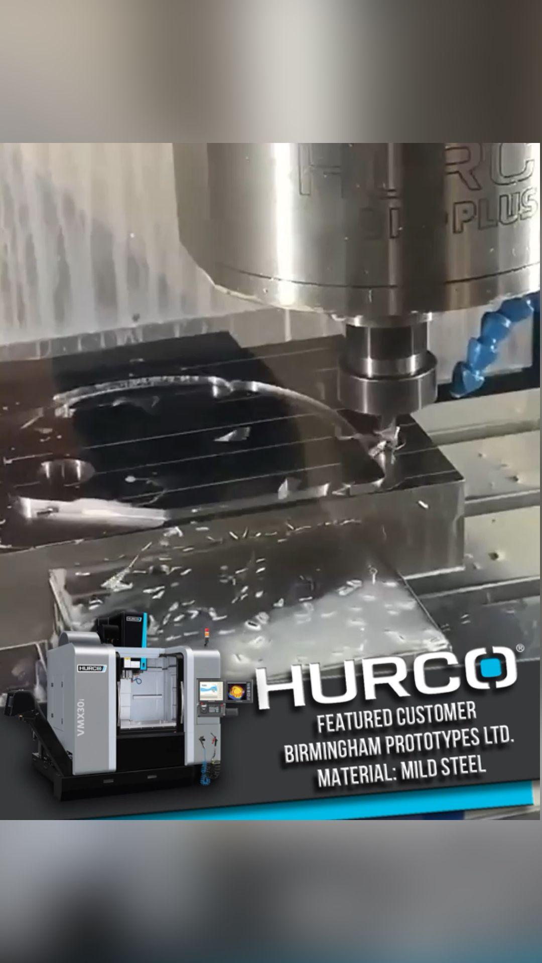 Hurco VMX30i CNC Machine
