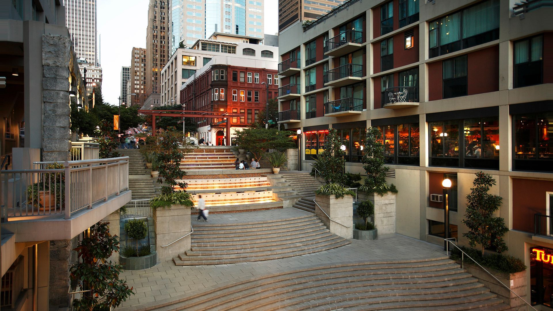 Image result for harbor steps seattle (With images