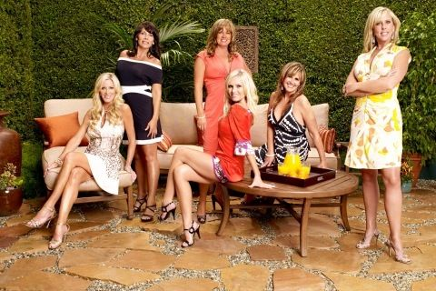 Real Housewives Of Orange County Season 3 Cast With Tamra Judge