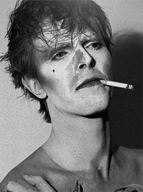 """davidbowieconfessions:    For the anon who asked: Can you post the pic for """"David is the most beautiful person ive ever seen"""" please. Thank you!"""