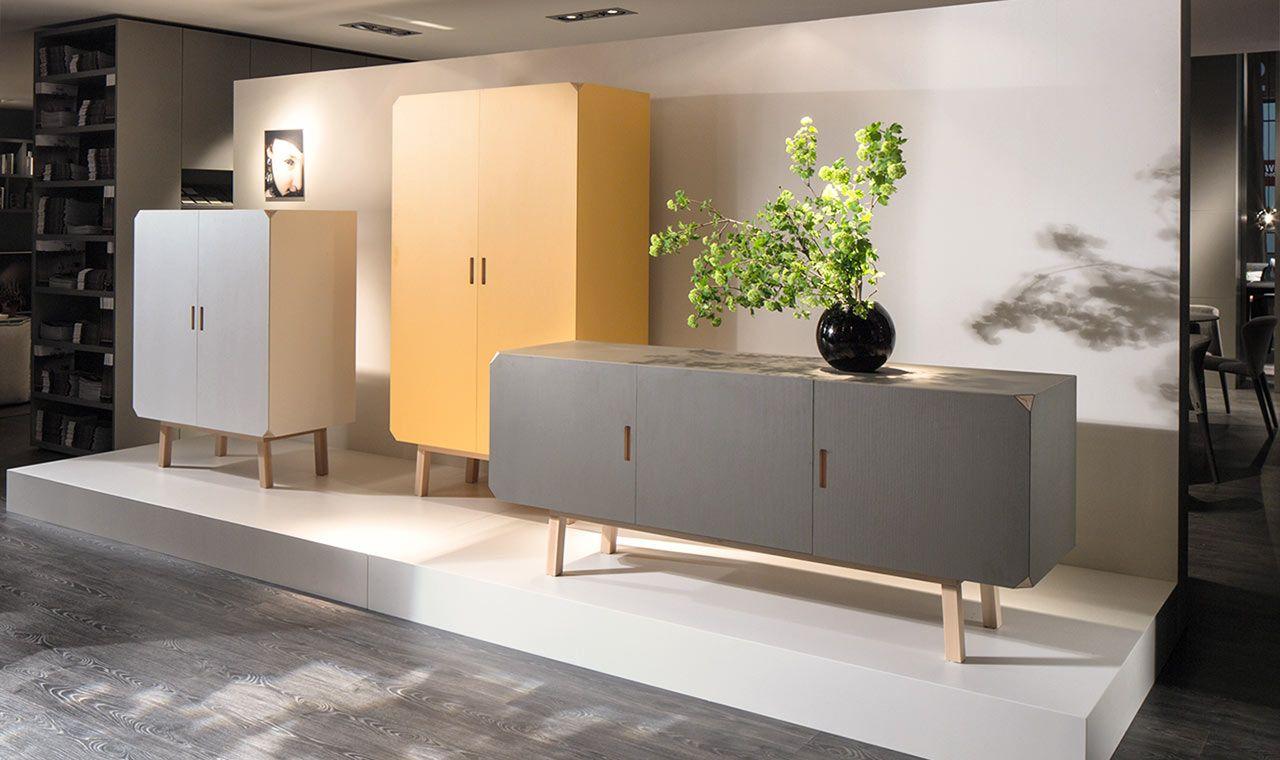 La Credenza Mobile : Cartalegno di alf da frè i mobili contenitori che reinventano la
