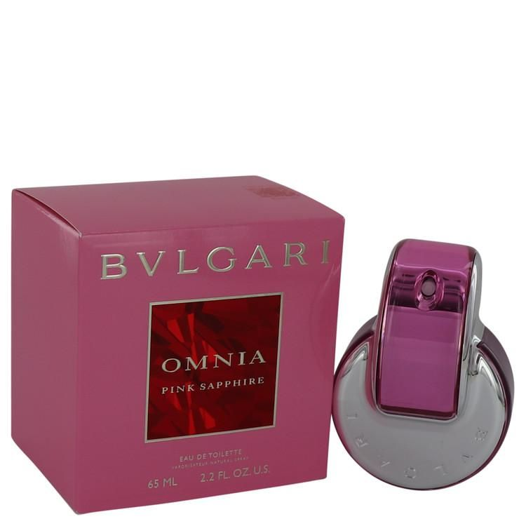 Omnia Pink Sapphire Perfume By Bvlgari Perfume Bvlgari Fragrance Perfume Sale