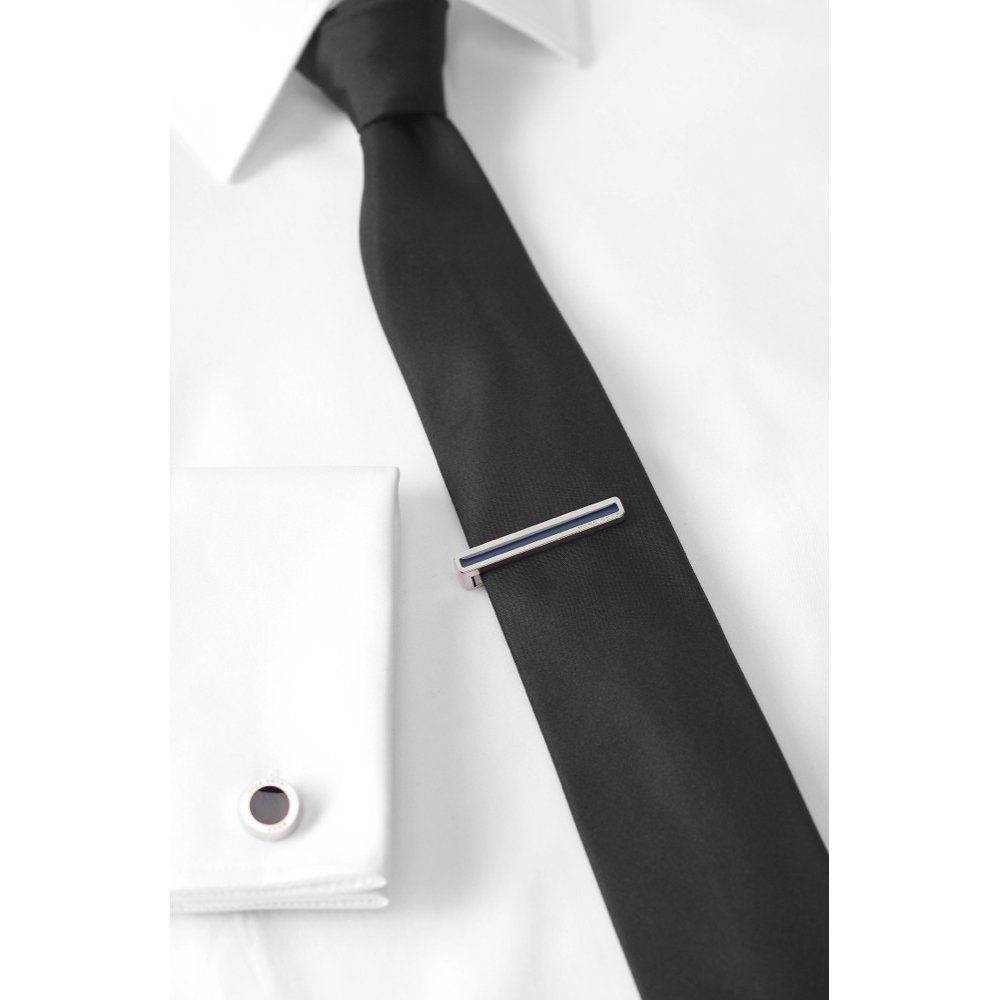 8f15b3d5c Hugo Boss Black Tie Clip | Mens Style♥ | Hugo boss shirts, Tie ...