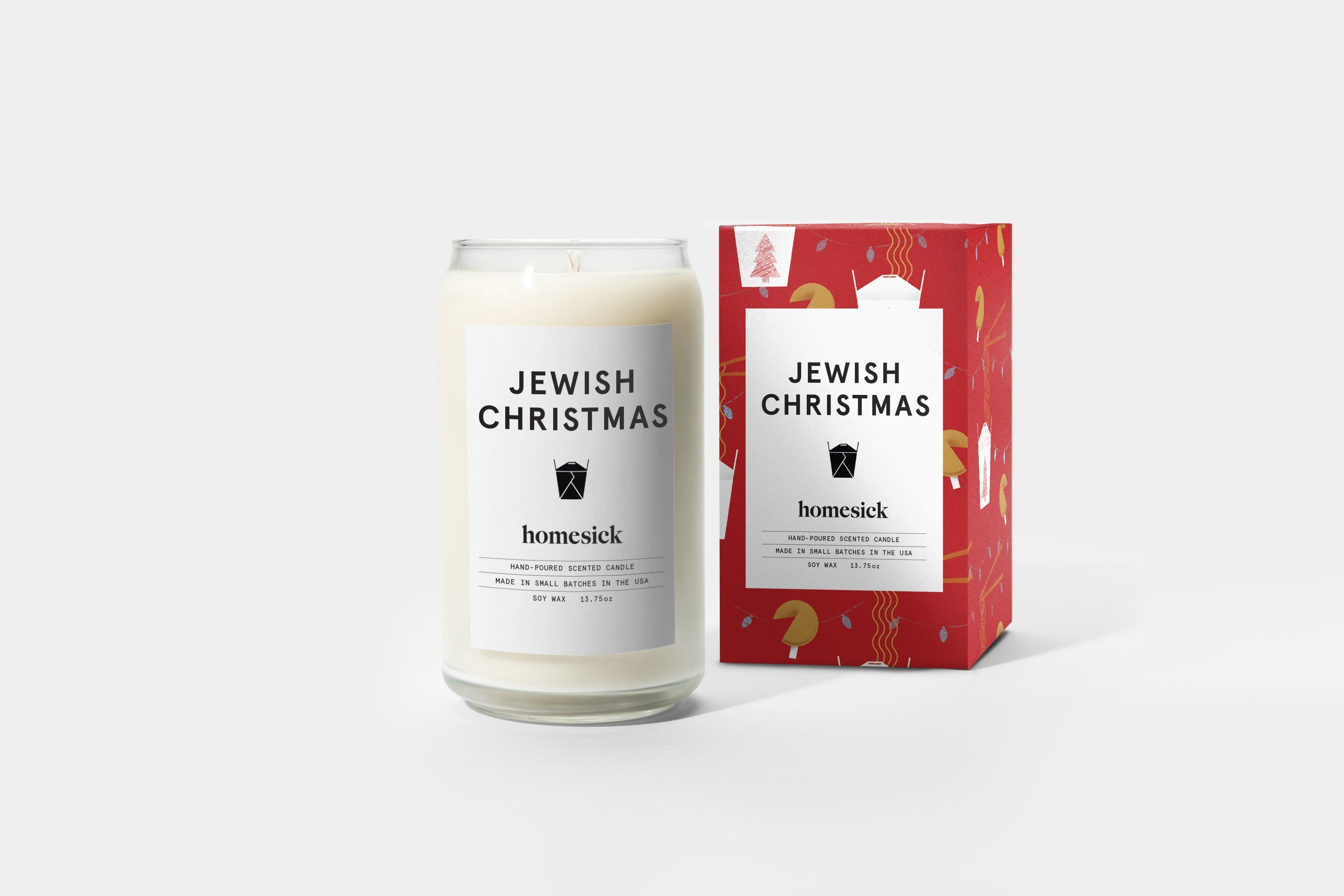 Homesick Holiday Soy Scented Candles 13.75oz brand new