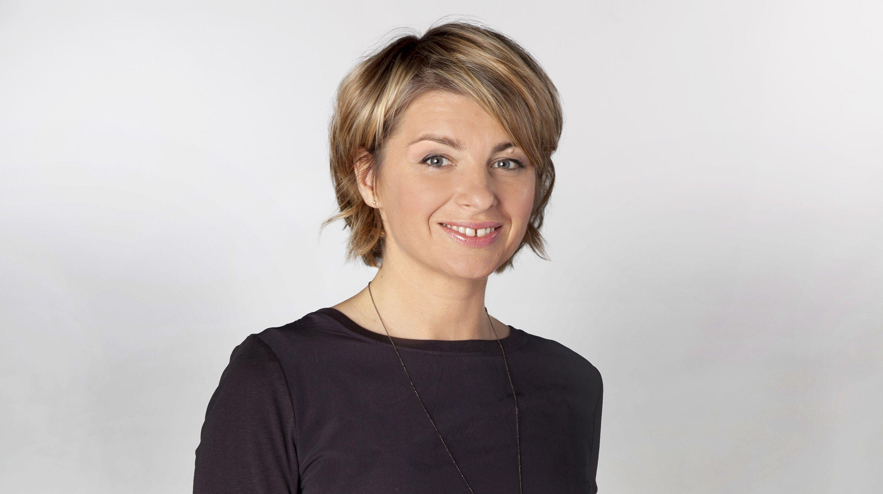 Sabine Heinrich Im Portrat Bildrechte Wdr Sachs Frisuren Haarschnitt Promis
