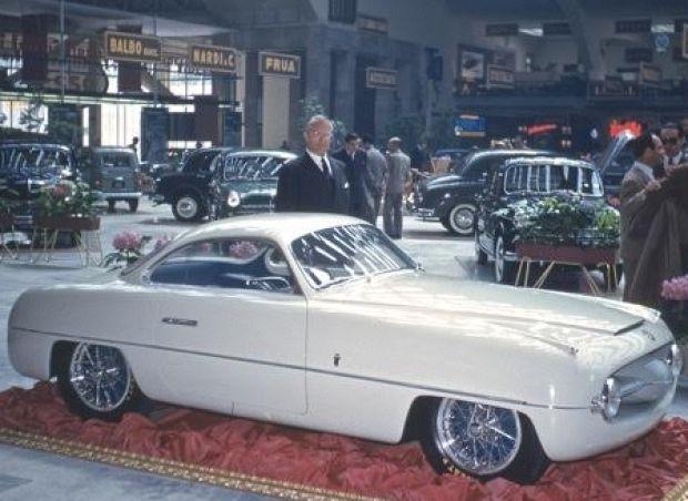 Calgary Man Shows Off Car Last Seen In 1954 Fiat Abarth