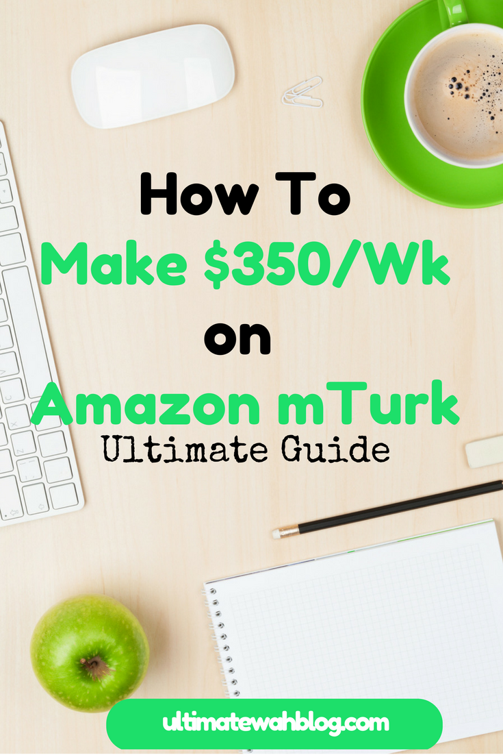 Amazon Mechanical Turk is probably one the first sites that most ...