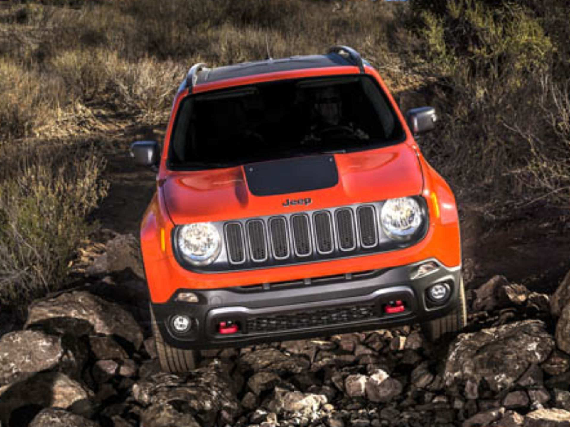 La Auto Show Hits Misses Style Power Typos Jeep Renegade